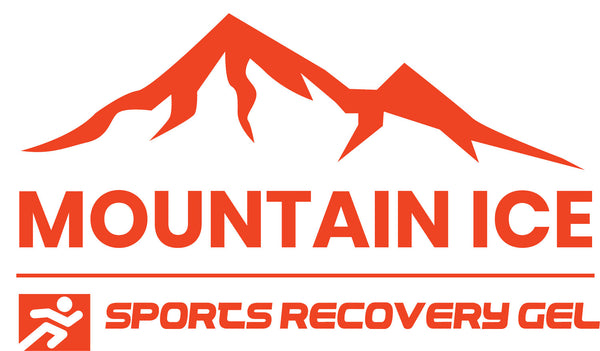 Mountain Ice Sports Recovery Muscle Therapy Gel