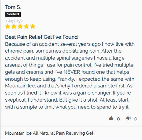 Mountain Ice Success Story