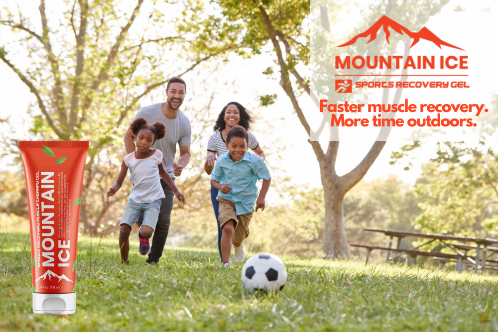 Mountain Ice Sports Recovery Gel Family Exercise