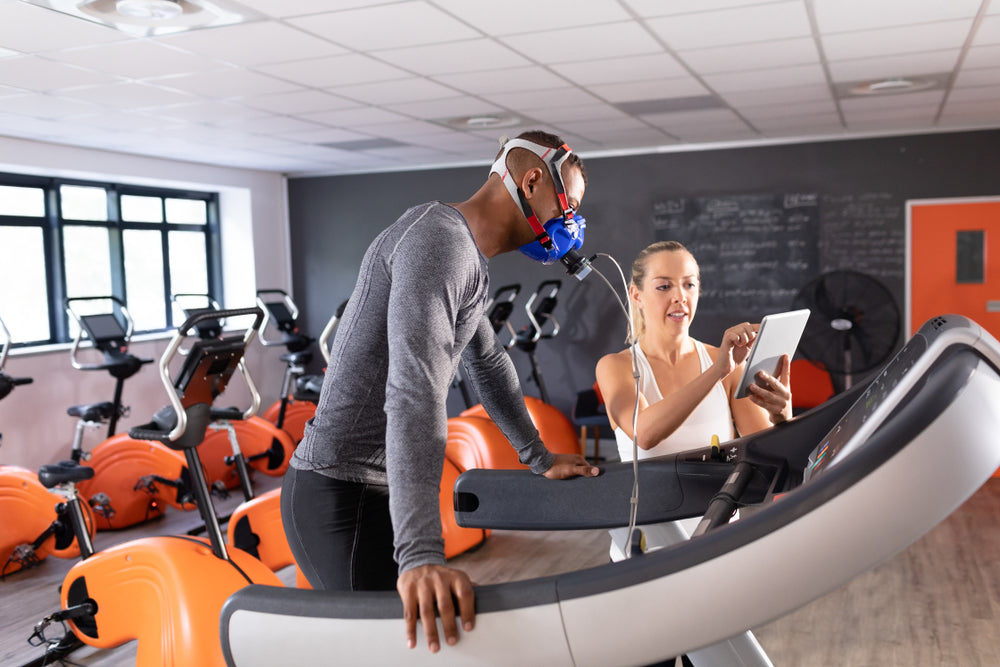 Exercising with Supplemental Oxygen