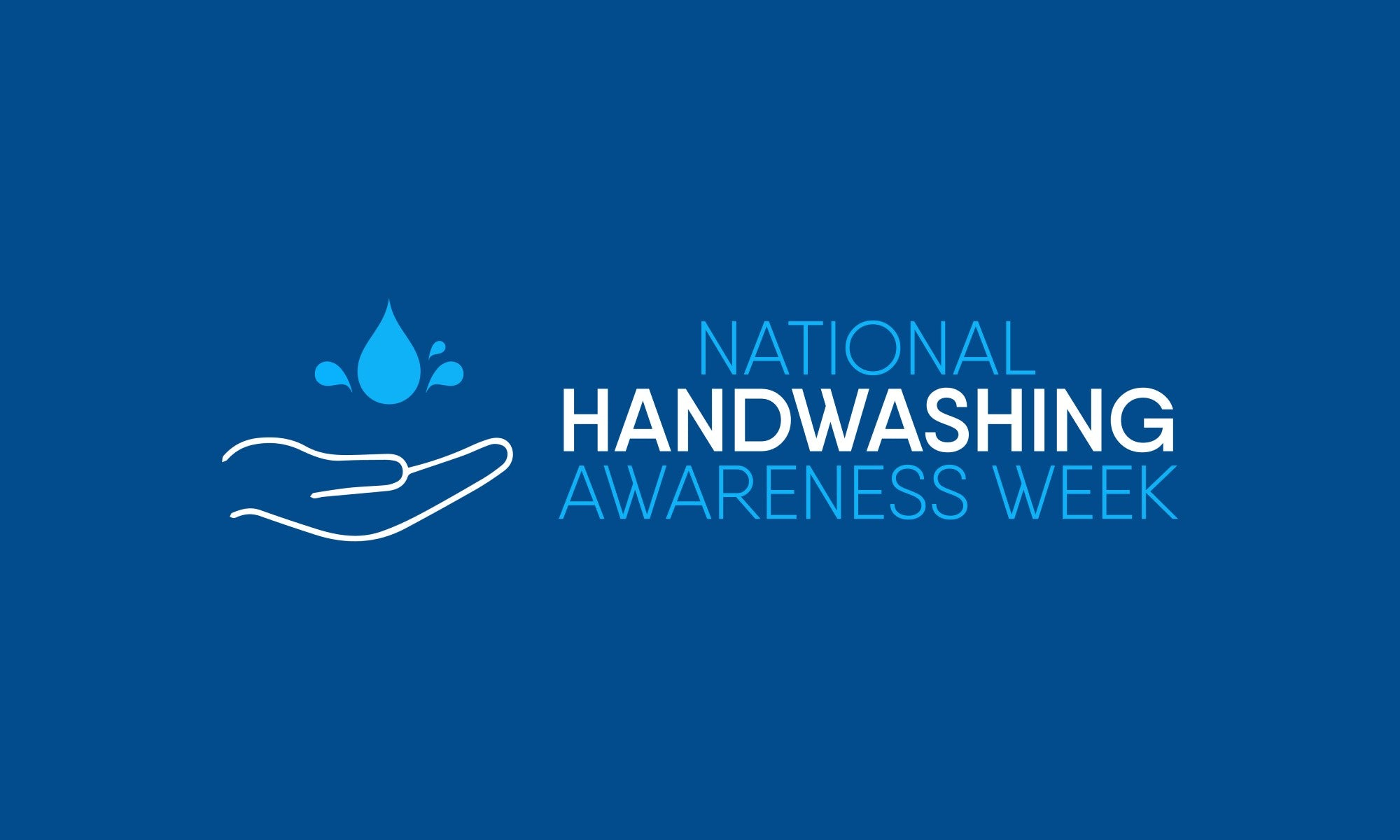 National Handwashing Awareness Week