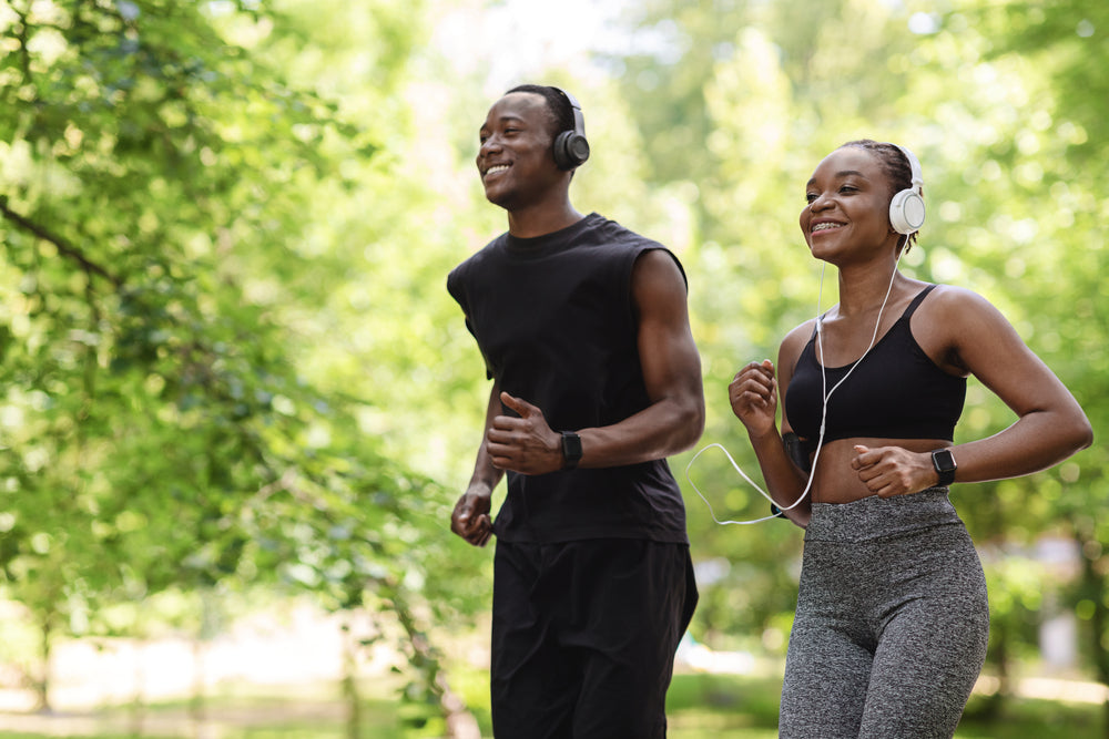 Exercise for Improved Mood and Well-Being