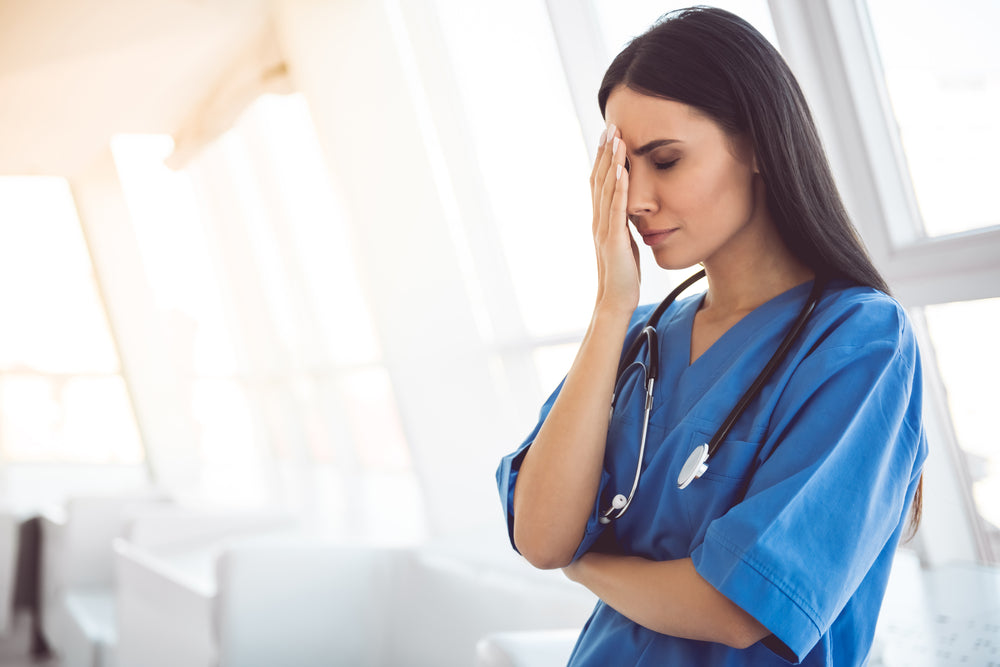 Physical and Emotional Demands of Nursing