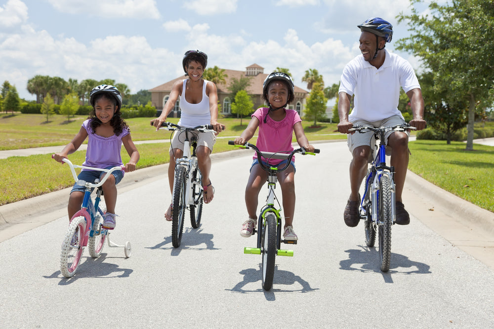 Family Fitness Plan for Move More Month
