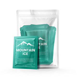 Mountain ice Pain Gel Pack of (20) Samples