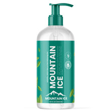 Load image into Gallery viewer, Mountain Ice Arthritis, Joint and Nerve Pain Relief Gel 32 oz Pump Bottle - Anti-inflammatory, Arnica Montana Flower Extract, Chondroitin, Glucosamine, Mountain Ice, MSM