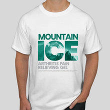Load image into Gallery viewer, Mountain Ice Pain Gel T-Shirt