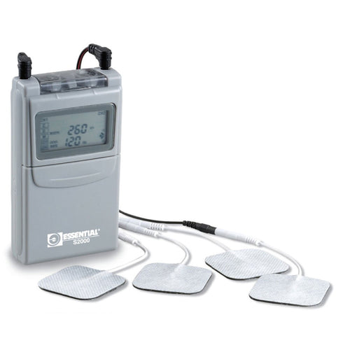 TENS Unit for Muscle & Joint Pain Relef - Electrical Nerve Stimulator