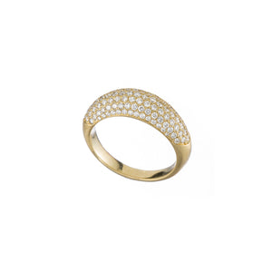 Pavé Dome Ring