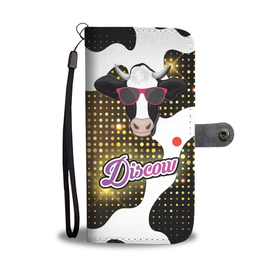 Discow Phone Wallet Case