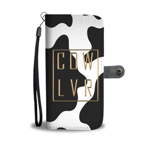 COW LVR Phone Wallet Case