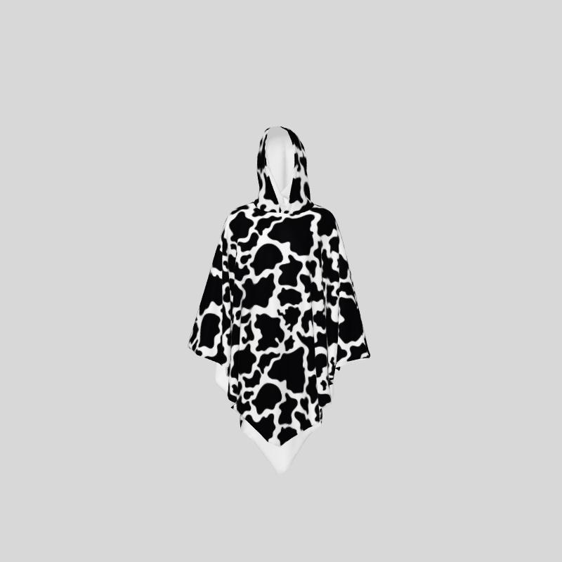 All-over print unisex cloak