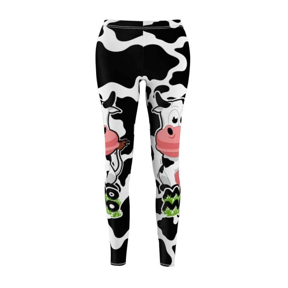 Moo Moo Leggings | Cow Loco