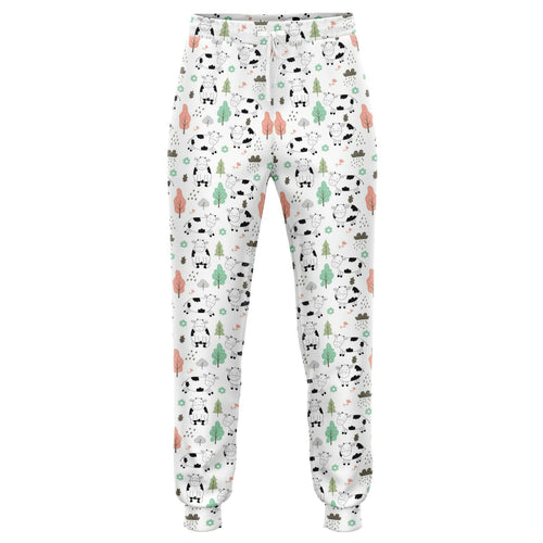 Cute Cow Cozy Sweatpants | Cow Loco