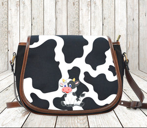 Exclusive Cow Saddle Bag | Cow Loco