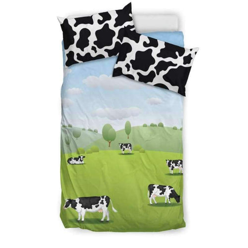 Meadow Cow Bedset | Cow Loco