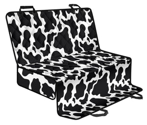 Cow Print Pet Seat Cover | Cow Loco