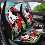 Cute Cow Car Seat Cover (Set of 2) | Cow Loco