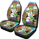 Lepricow Car Seat Cover | Cow Loco