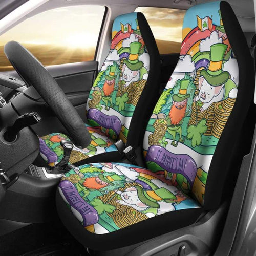 Lepripig Car Seat Covers | Cow Loco