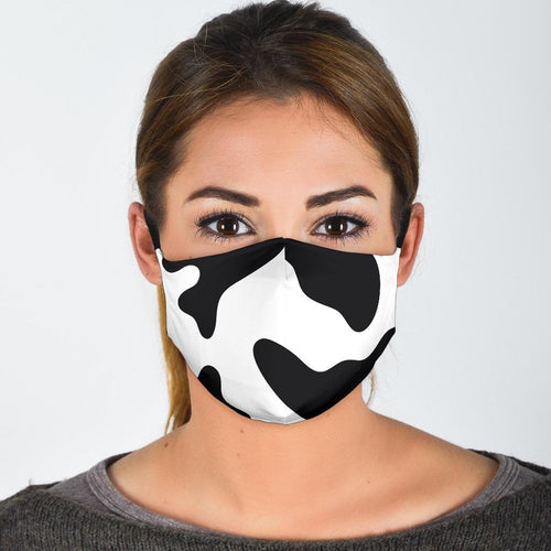 Cow Themed Facemask | Cow Loco