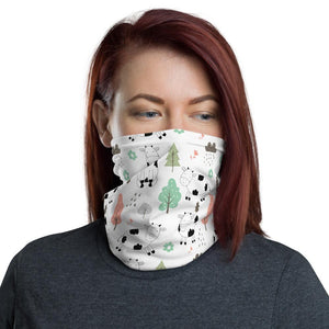Cute Cow Neck Gaiter | Cow Loco