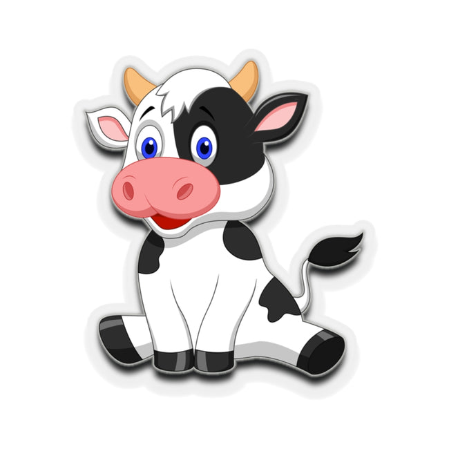 Cute Calf Stickers