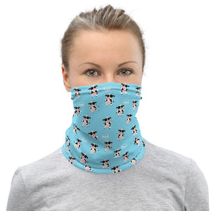 Happy Cow Neck Gaiter | Cow Loco