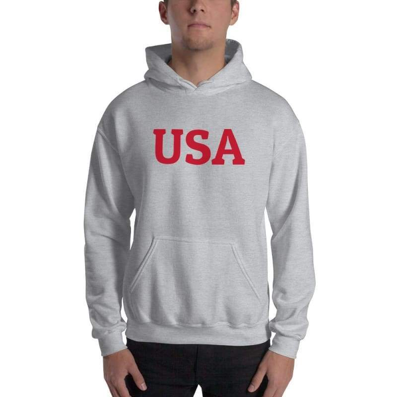 USA Hoodie - Designs For Farmers