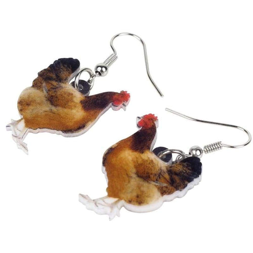 Chicken EarringFor Women | Cow Loco