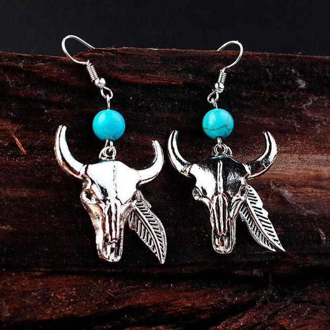Wild West Cowgirl Earrings
