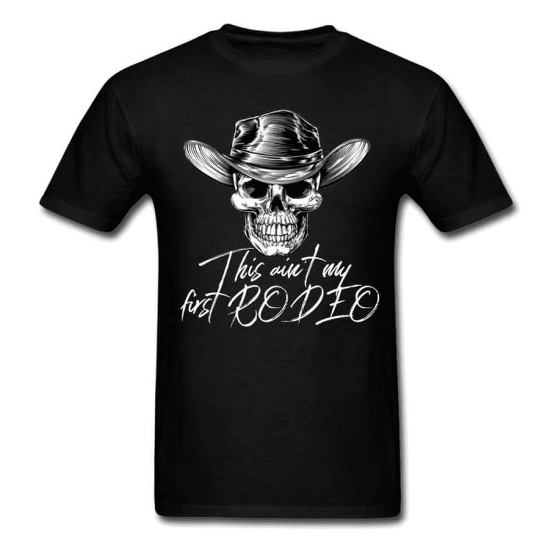 Ain't  My First Rodeo T-Shirt | Cow Loco