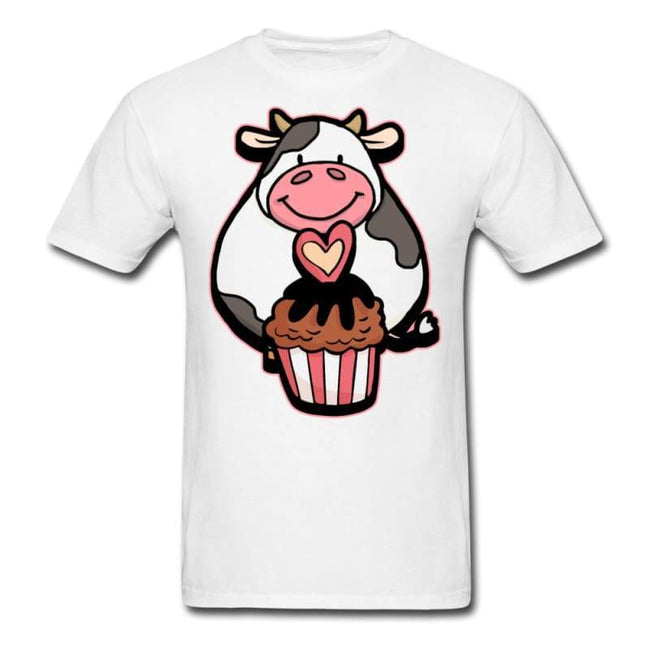 Cow Cup Cake Shirt | Cow Loco