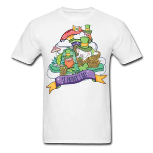 St Patricks Day T-Shirt | Cow Loco