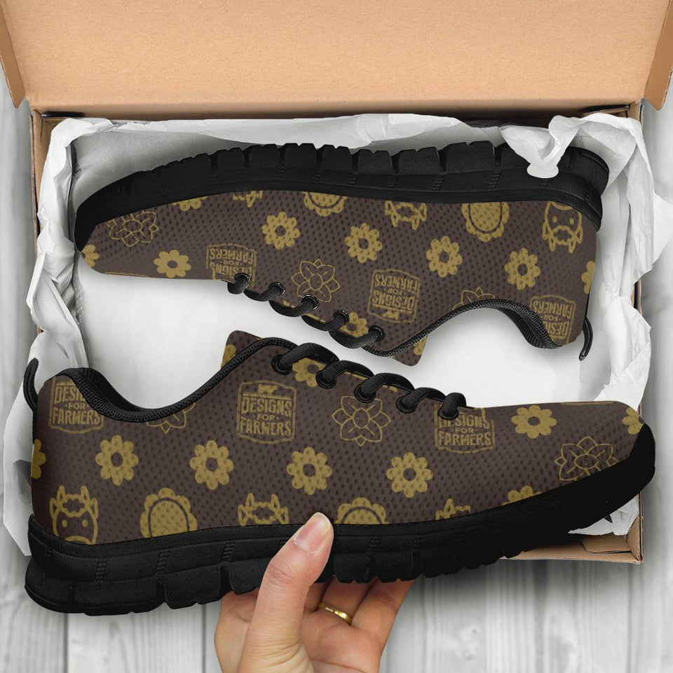Mooi Vuitton Sneakers | Cow Loco