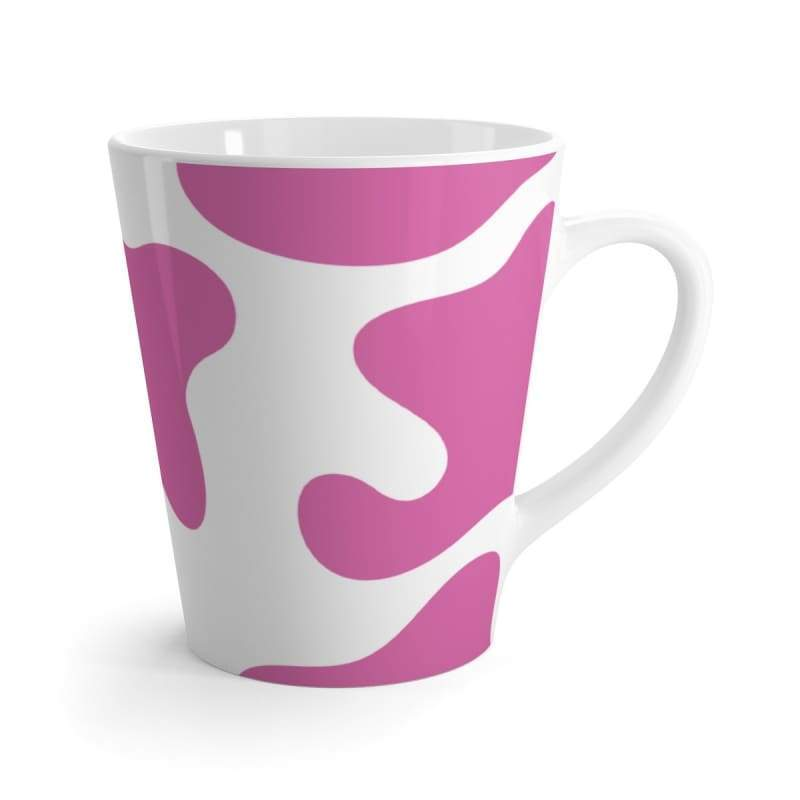 Pink Cow Lover Latte mug | Cow Loco