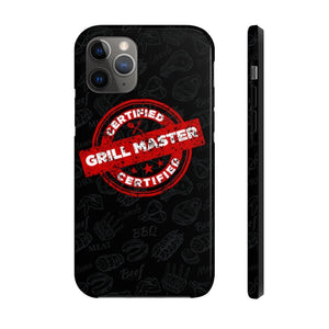 Grill Master Tough Phone Cases | Cow Loco