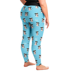 Happy Cow Plus Size Leggings