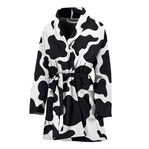 Premium Cow Bath Robe | Cow Loco