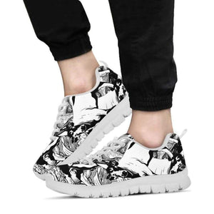 Stylish Cow Pile Sneakers - Designs For Farmers