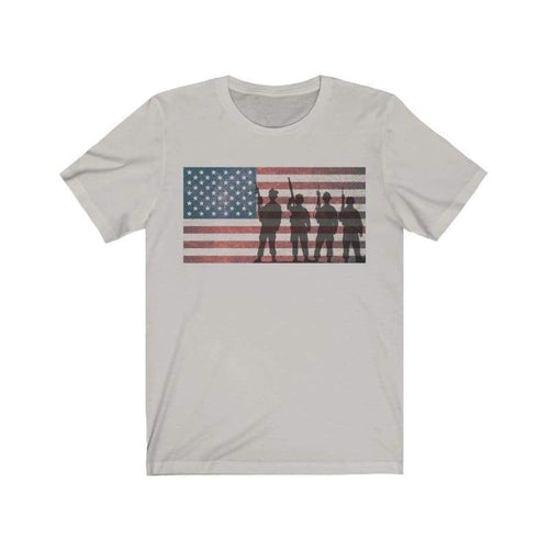 American flag shirt | Cow Loco