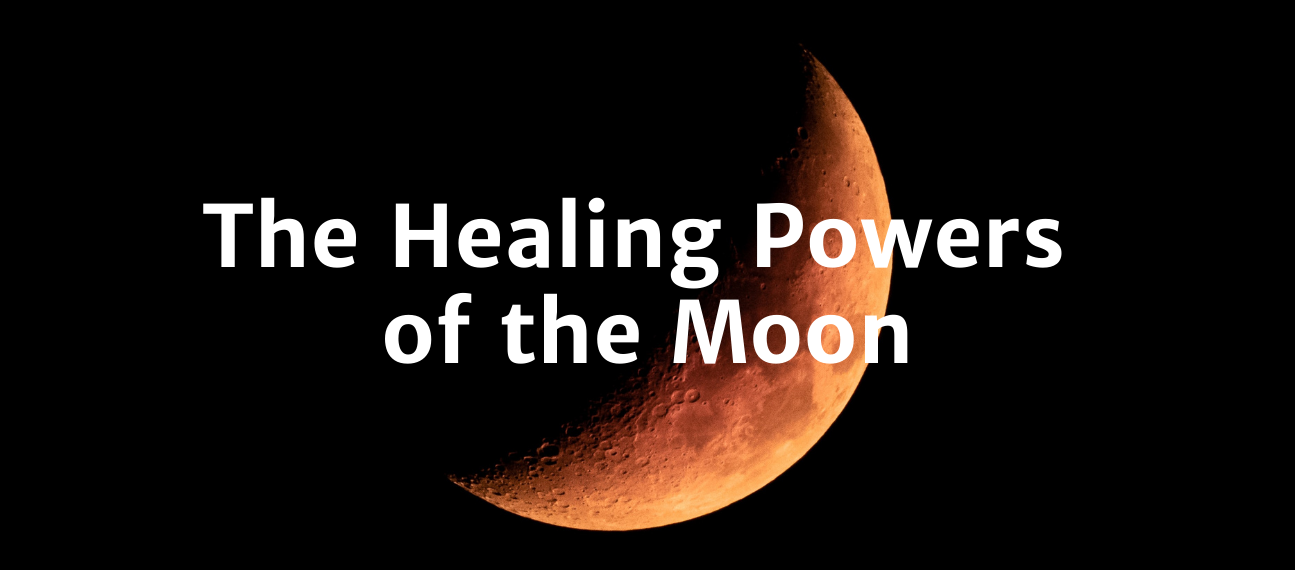 The Healing Powers of the Moon - Copper Bug Jewelry