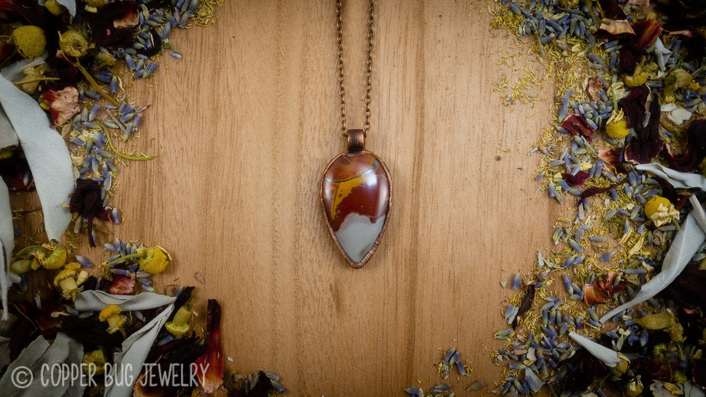 [Premium Quality Handmade Copper & Stone Jewelry Online]-Copper Bug Jewelry