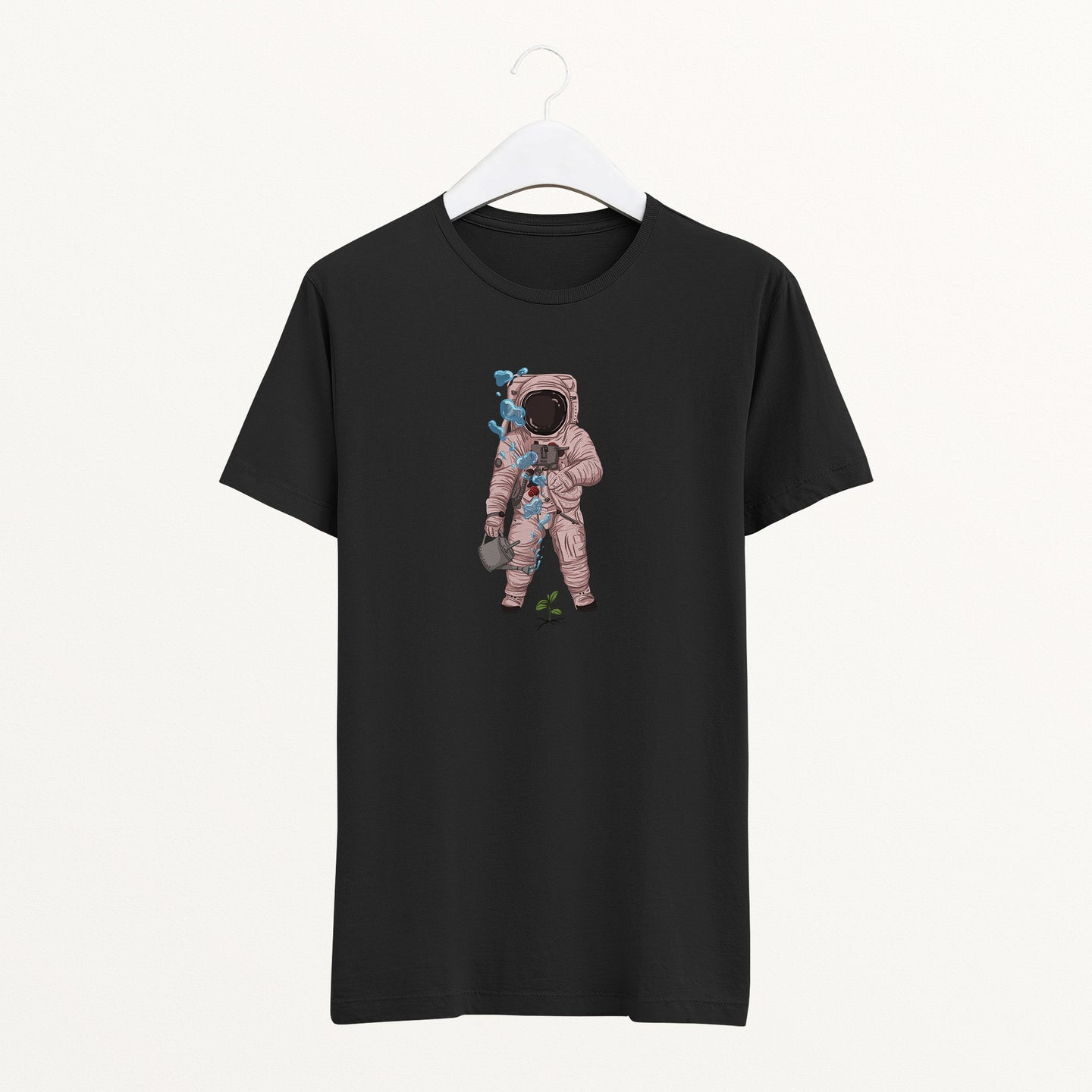 Watering My Plants T-Shirt