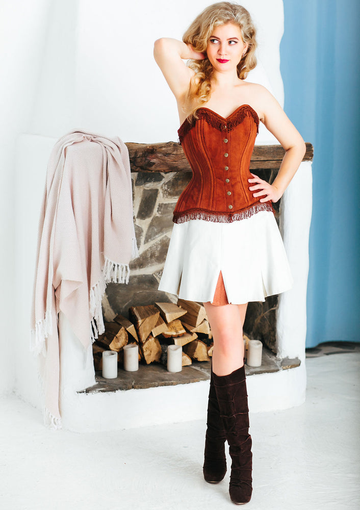 Country musician western corsets