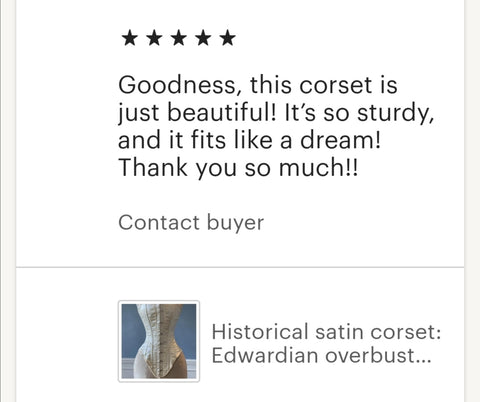 Corsettery real reviews