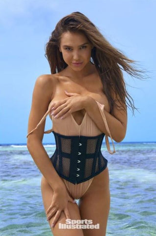 Corset and sports illustrated swimsuits