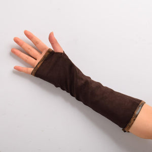 Female Gloves in steampunk style