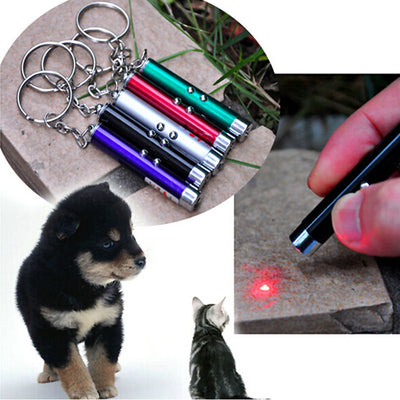 LED Light Laser Toys for Pets