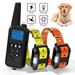 800m Electric Dog Training Collar Pet Remote Control
